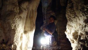 Пещера Лот