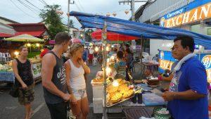Ночные рынки Самуи